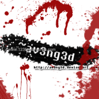 Blood Splatter 3
