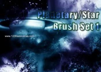 Planetary Stars