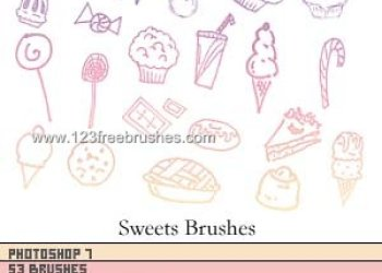 Sweet – Cakes and Lollipop Candy