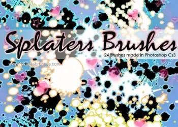 Paint Splatter 57