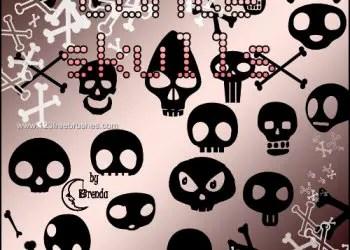 Skull Silhouettes