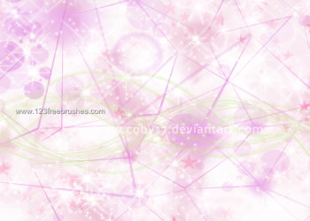 Glitters And Circles