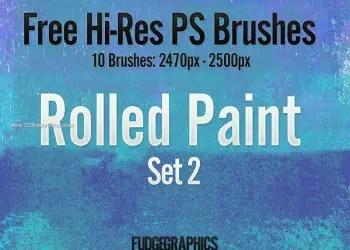 Paint Strokes 35