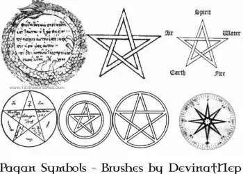 Pagan Symbols 2