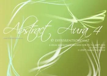 Abstract Wavy