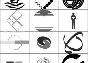 Logo Shapes Brushes