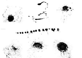 Spray Splatter