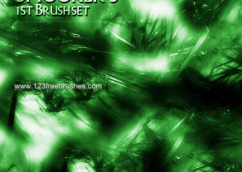 Abstract Design Brushes Photoshop