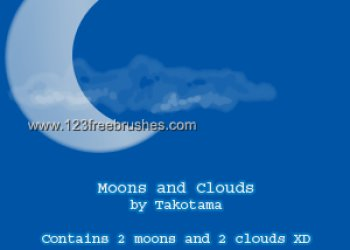 Moons and Clouds