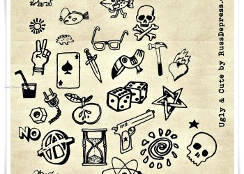 Cute Doodle Drawings
