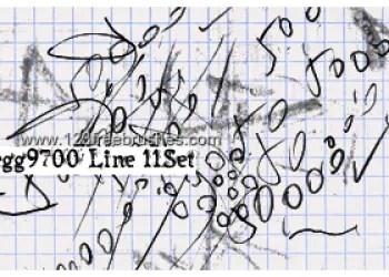 Scribble Doodle Lines