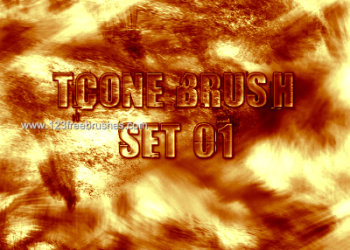 Abstract Brush Set Free Download