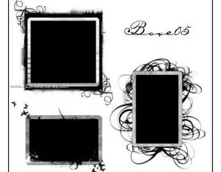 Polaroid Frames Set 14