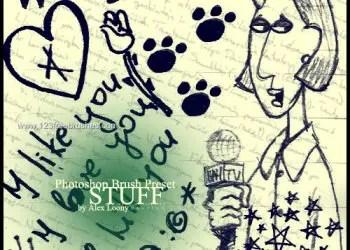 Doodle Set 18