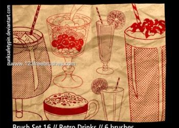 Retro Drinks