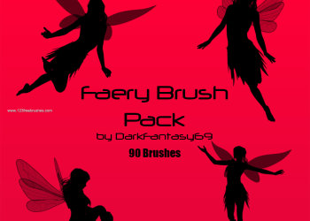 Faery Silhouette Pack