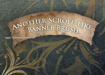 Scroll Banner Set 1