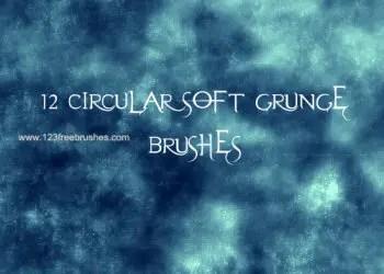 Circular Soft Grunge