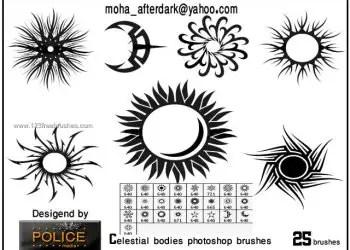 Celestial Bodies 3