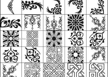 Free Download Arabesque Decorative Brushes