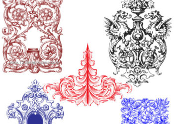 Vintage Ornaments Designs