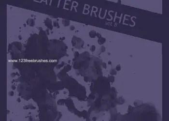 Ink Splatter Paint 72