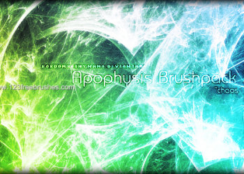 Fractal Wings Brushes Free Download