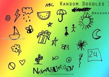 Doodle Set 29