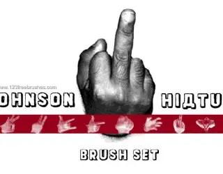 Hiatus Brush Set
