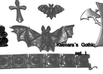 Gothic Set 1
