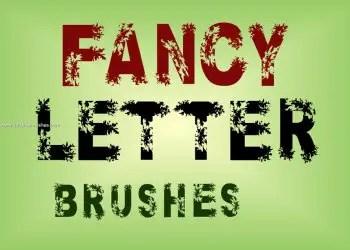 Fancy Letter