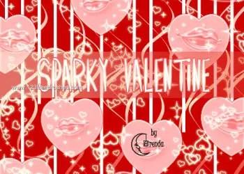 Sparkle Valentine