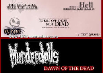 Dawn of the Dead Text