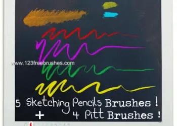 Sketching Pencil Scribble