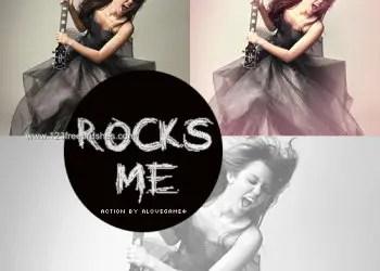 Rocks Me Action