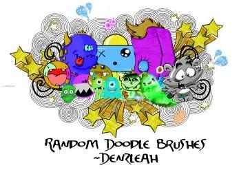 Doodle Set 27