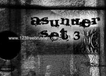 Dirty Grunge Set 3
