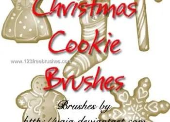 Christmas Cookie Gingerbread