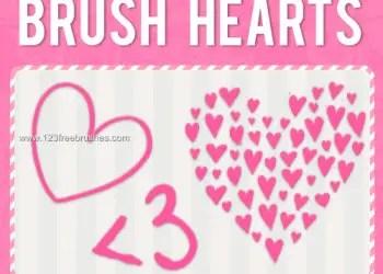 Heart in Heart Shape