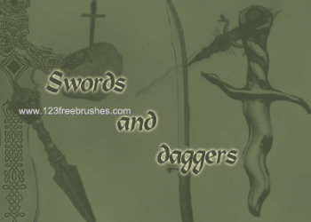 Swords and Daggers