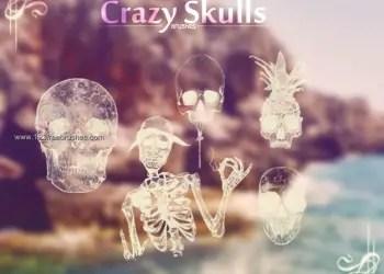 Crazy Skulls