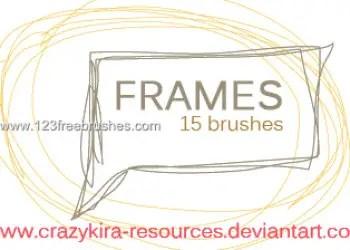 Sketch Doodle Frames