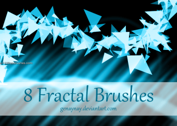Abstract Brushes Psd