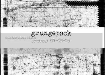 Grunge Pack 12