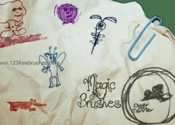 Handmade Doodle 11
