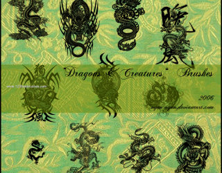 Dragons and Creatures