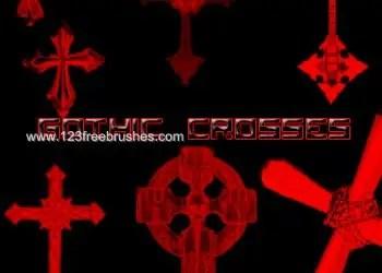 Gothic Crosses 2
