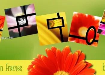 Geometric Icon Frames