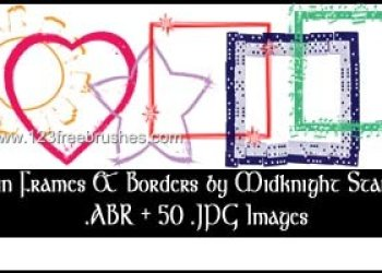 Fun Frames – Borders and Shapes