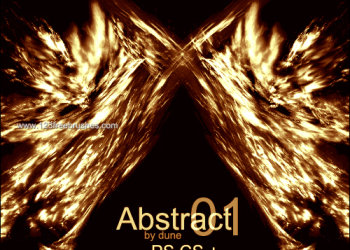 Fractal Wings Brushes Download